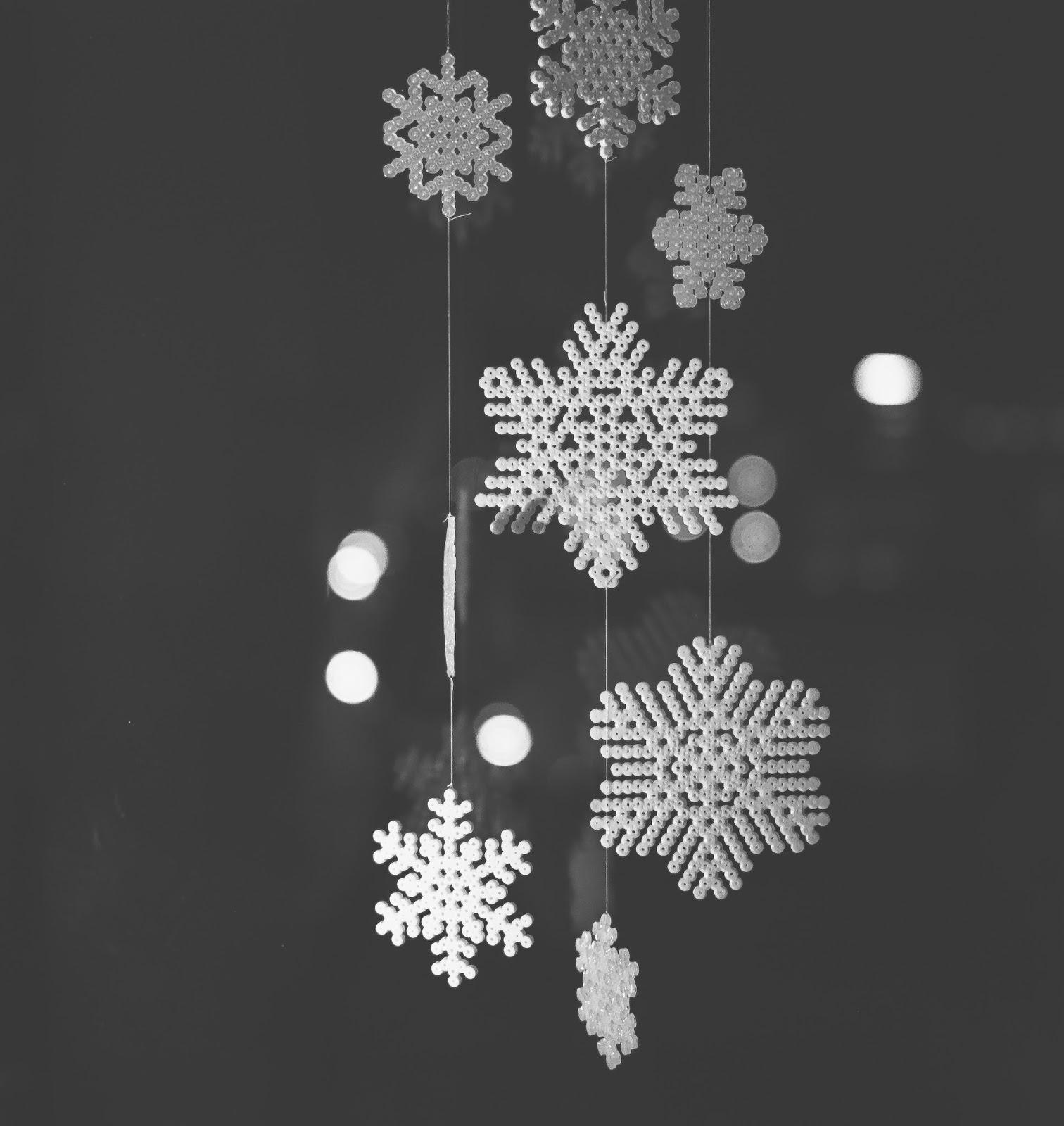 diy-hamahelmi-lumihiutaleet