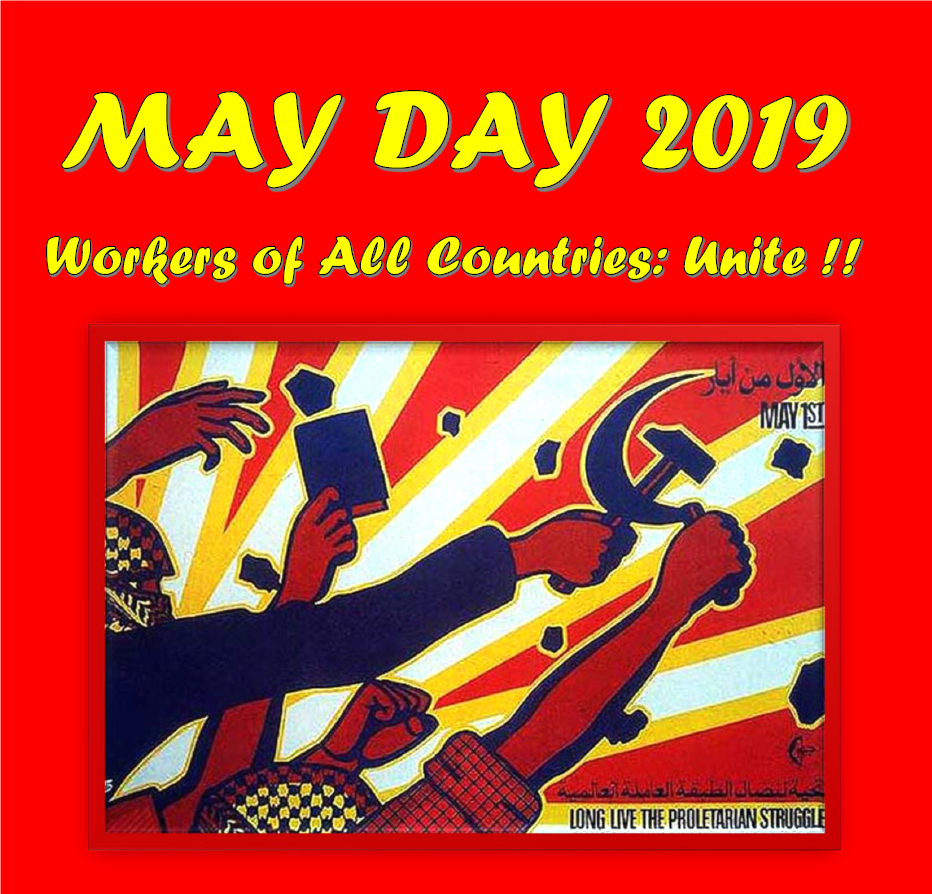 Party Of Communists Usa May Day Greetings From Zimbabwe Cp