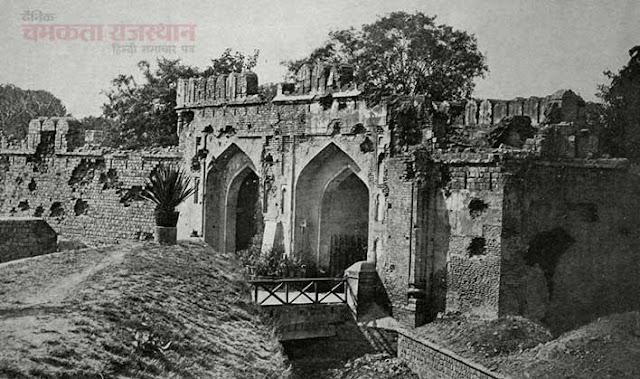 कैमरे ने वो देखा जो किसी ने नहीं देखा, Kashmiri Gate Delhi 1884