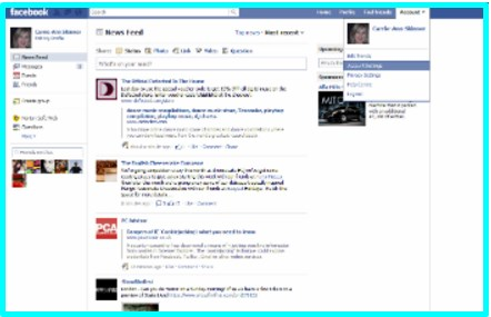 change name facebook profile