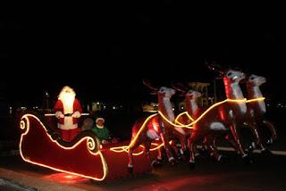 Papai Noel chega a Monteiro neste sábado e desfilará de trenó pelas ruas da cidade