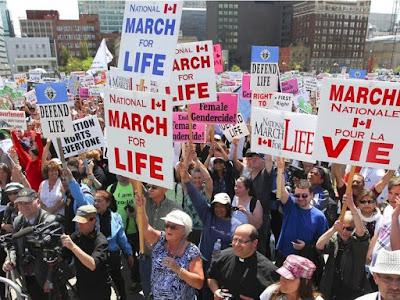 Des milliers sont attendus pour le rassemblement annuel de mars pour la vie