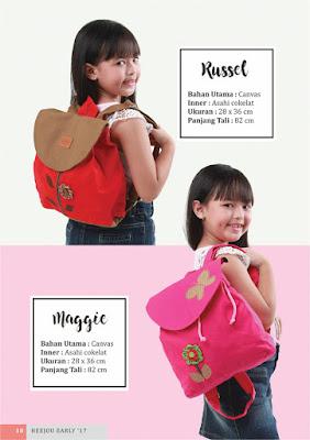 tas ransel anak, tas sekolah anak, tas anak lucu