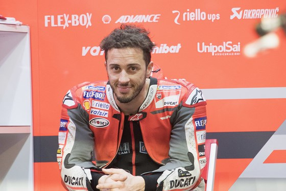 Andrea Dovizioso has come to Honda and Suzuki same with the extended negotiations with Ducati