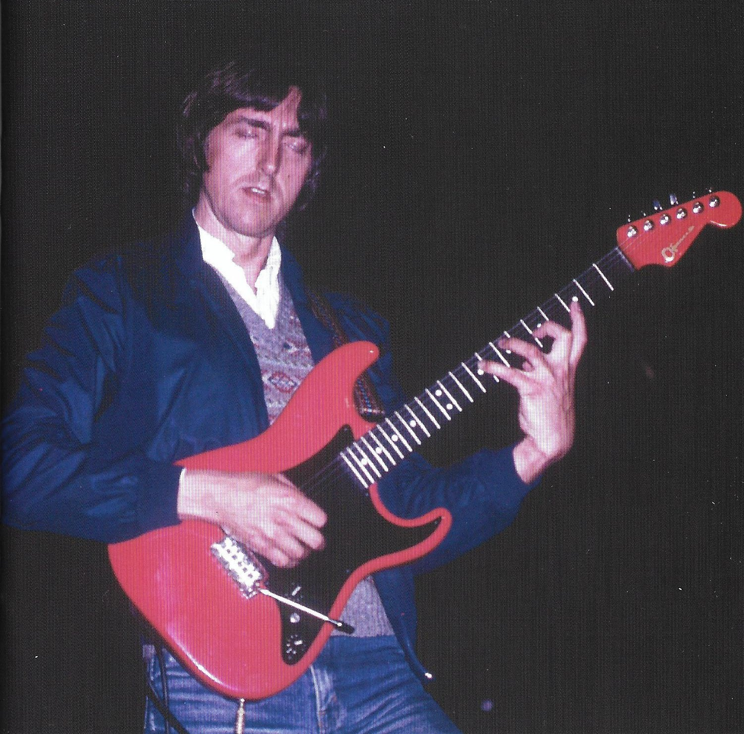 Allan Holdsworth Jazz Rock Fusion Guitar R I P Allan Holdsworth
