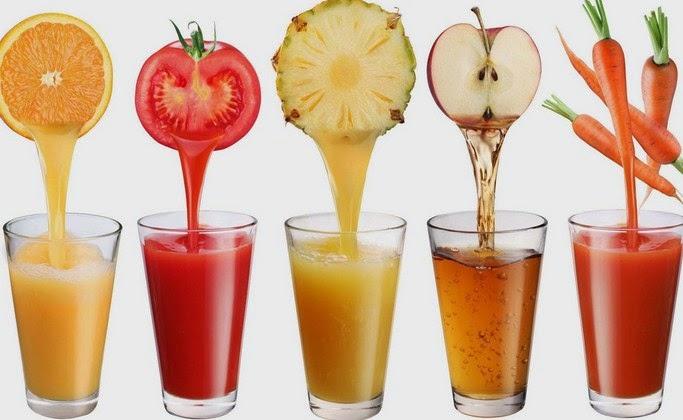 Minuman untuk membakar lemak tubuh