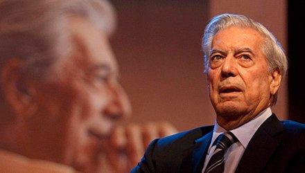"""Las fuertes palabras de Vargas Llosa contra el """"régimen de Maduro"""""""