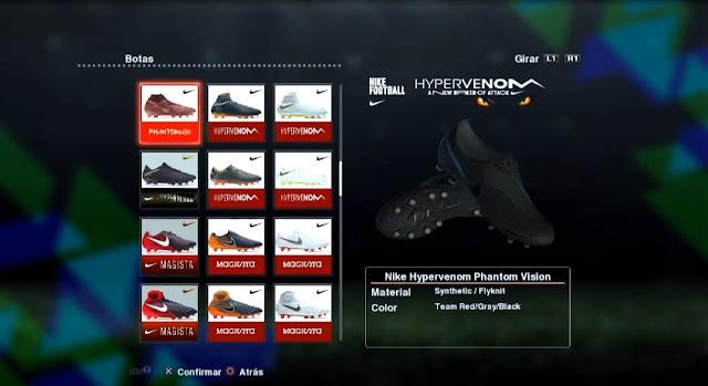 New Nike Phantom Vsn 2018-2019 PES 2013