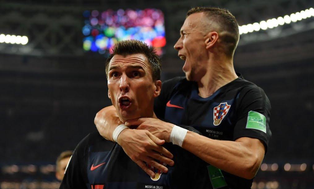 Croazia vince il suo Mondiale: è finale con Perisic-Mandzukic, 2-1 in rimonta all'Inghilterra.