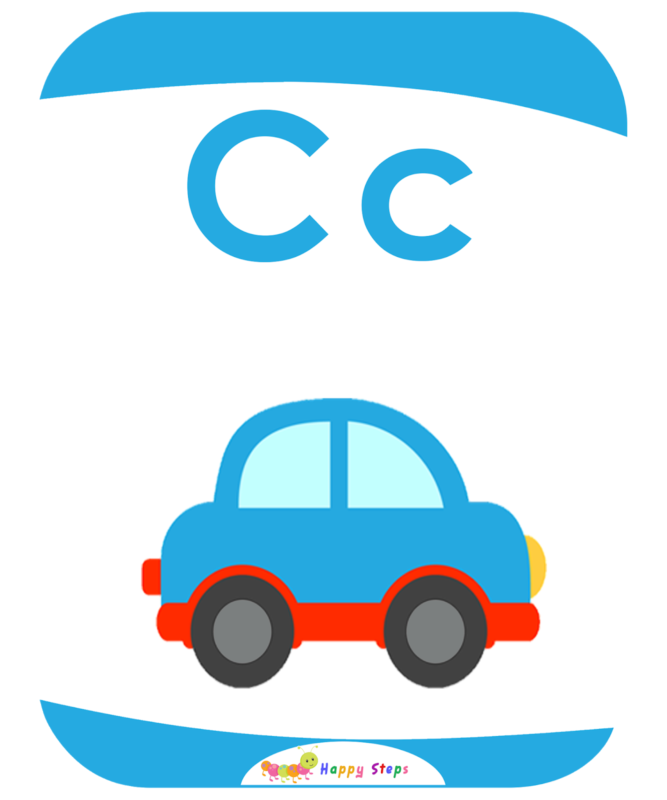 Diagram Letter C Flashcards