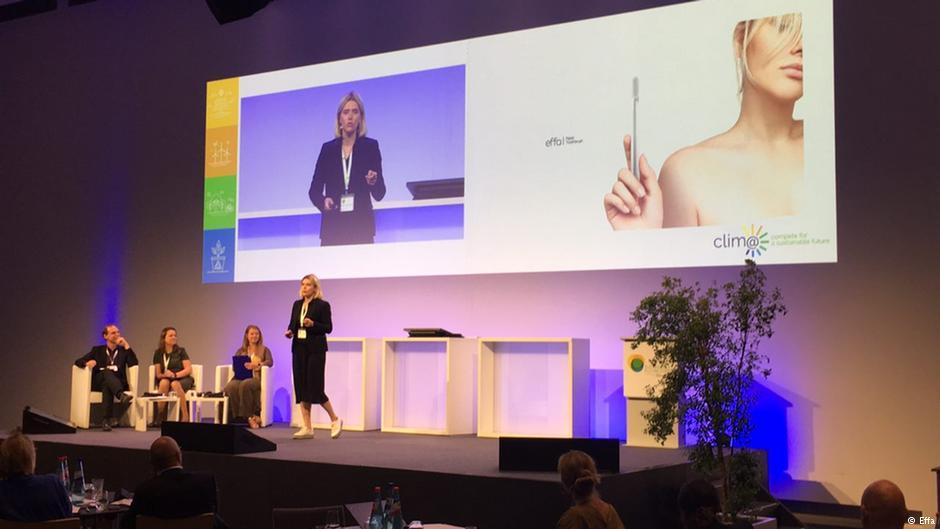 Конкурс стартапов во Франкфурте