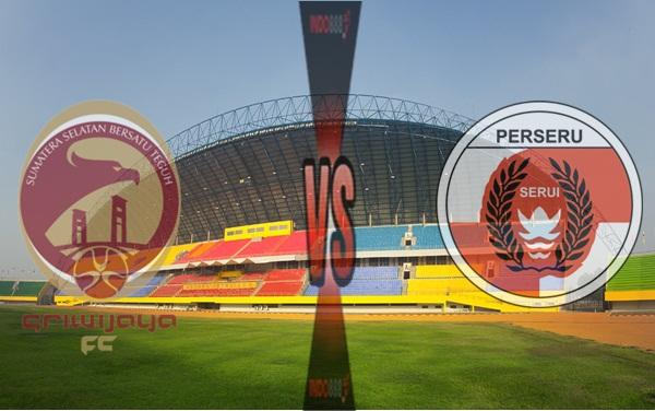 Prediksi Sriwijaya vs Perseru Serui