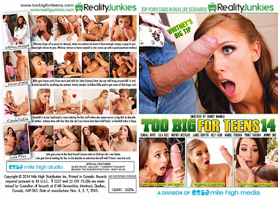 Too Big For Teens 14 (2014) [OPENLOAD]