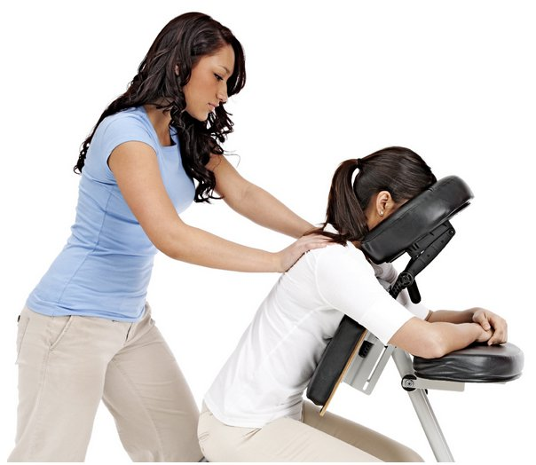 chair massage seattle office side chairs sound chiropractic center employee day this is where we send out therapists to local businesses and offices provide free 10 minute employees