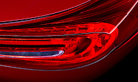 All-New 2013 Mercedes A-Class Exterior Detail