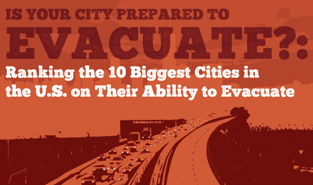 Is Your City Prepared To Evacuate?