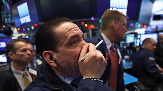 Mal augurio? El Dow Jones perdió este viernes 666 puntos