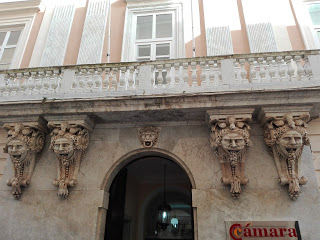 Balcón en cadiz en calle San José
