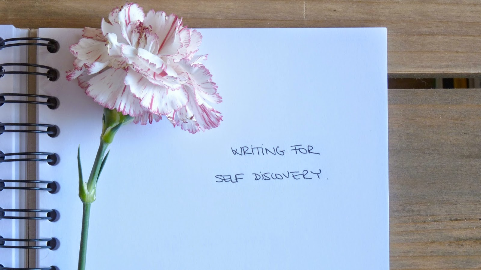 writing for self discovery - hello!creatividad