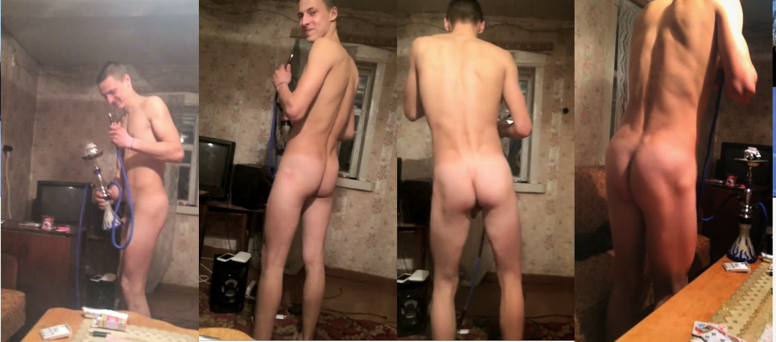 boys ass naked