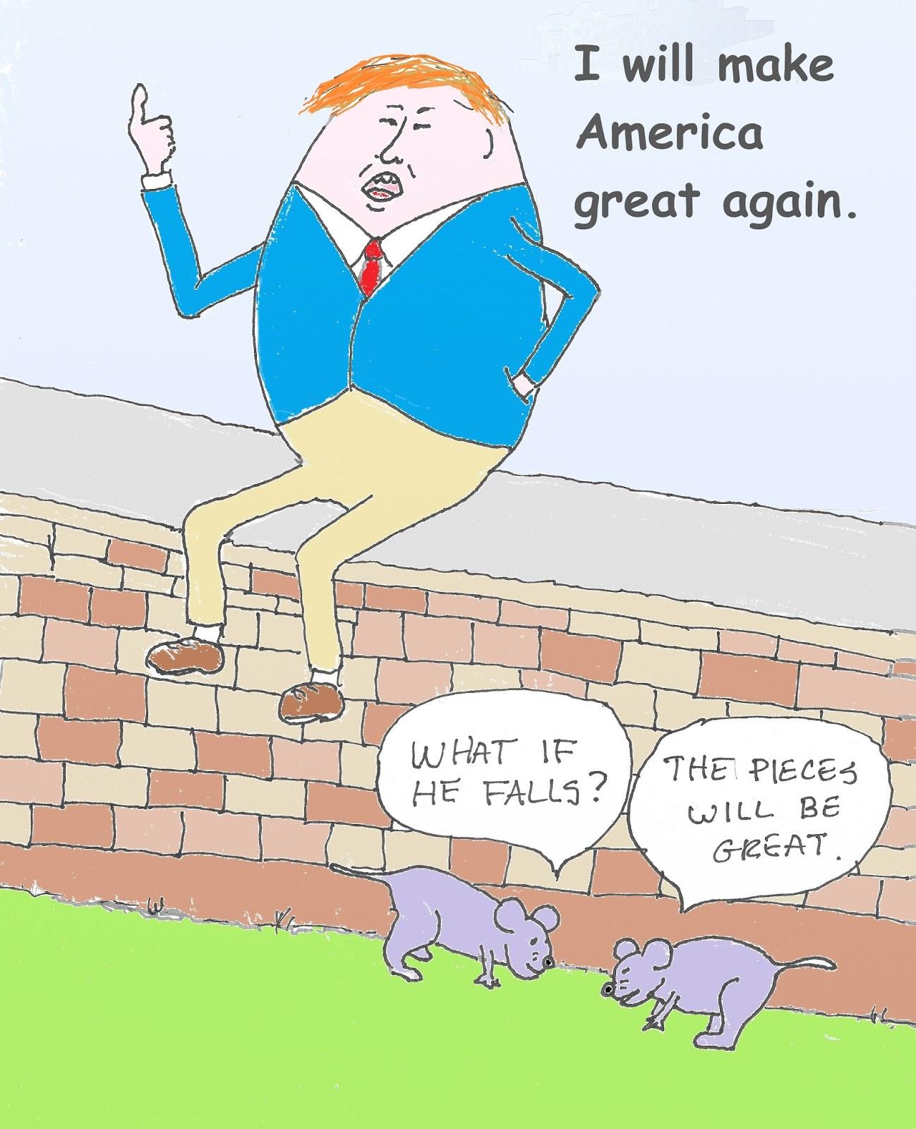 how to make a political cartoon