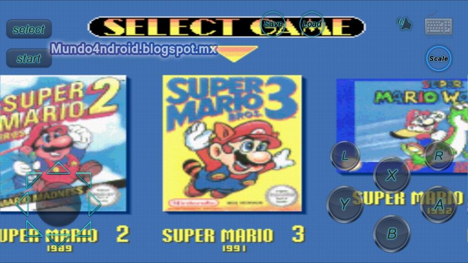 Super Mario Bros All Stars Mario World Mega Descargas