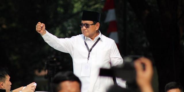"""""""Insya Allah, 17 April Sore Prabowo Presiden"""""""