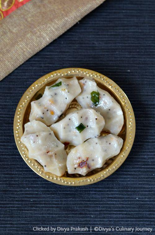 Spicy Kolukattai