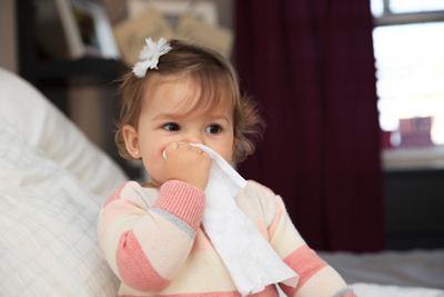 Cara Menyembuhkan Batuk Pilek pada Bayi