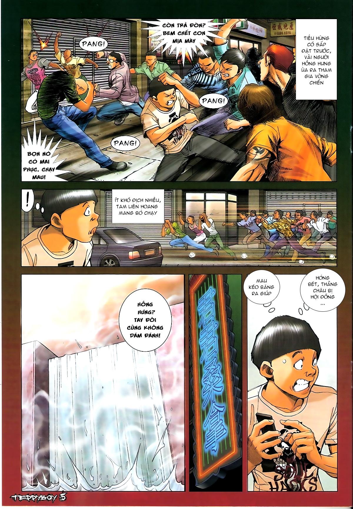 Người Trong Giang Hồ NetTruyen chap 1338 - Trang 4