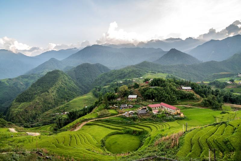 Región de Sapa (Vietnam)