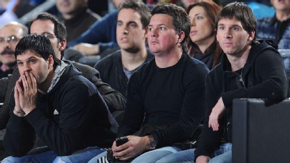Matías Messi se declaró culpable de haber tenido el arma en la embarcación,