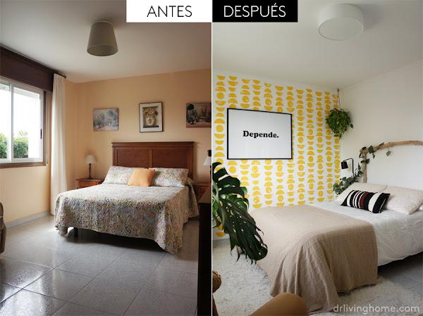 Chill decoraci n la decoraci n de mi dormitorio principal for Decoracion de dormitorio principal