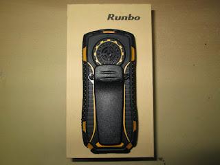 Hape Walkie Talkie HT Runbo X1 New VHF Water Dust Shock Proof