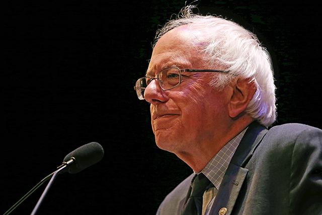 Bernie Sanders jadi Tim Sukses Calon Gubernur Muslim