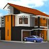 Contoh Paduan Warna Cat Tembok Rumah yang Indah dan Bagus