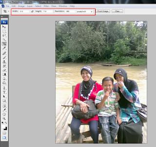 photo  memang tidak akan jauh dengan hal  Kolaborasi Corel Draw & Photoshop Untuk Cetak Photo