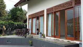 penginapan villa spesial lembang bandung