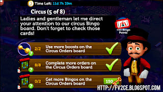 FV2CE Circus Event