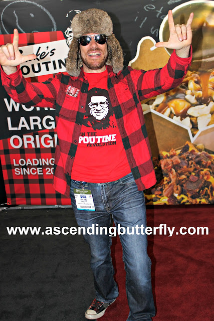 Smoke's Poutinerie International Franchise Expo 2015