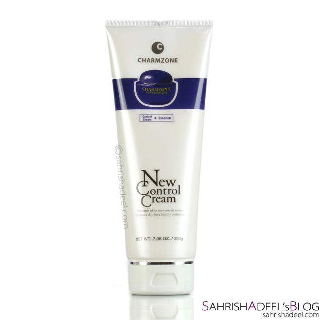 Charmzone New Control Cream Set - Review