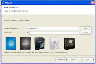 Bootable Windows Pen Drive