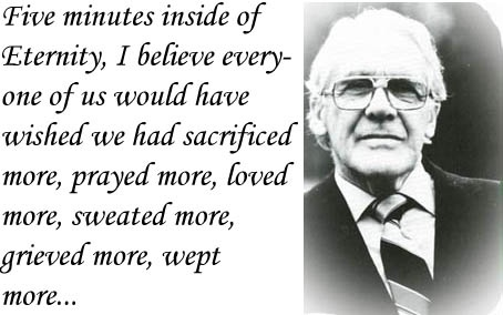 Quotes By Leonard Ravenhill