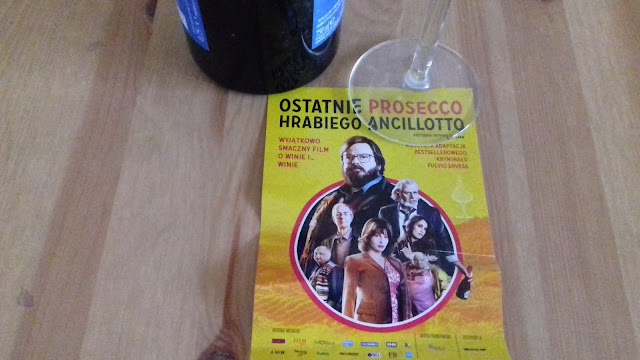 Italian crime story crossed with comedy. About nature, greed and wine.