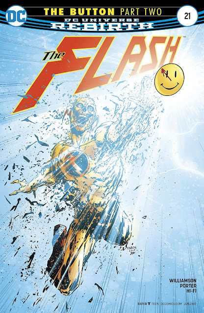 SPOILERS: The Flash #21