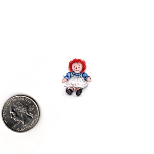 24-Raggedy-Ann-Karen-Libecap-Star-Wars-&-other-Miniature-Paintings-and-drawings-www-designstack-co