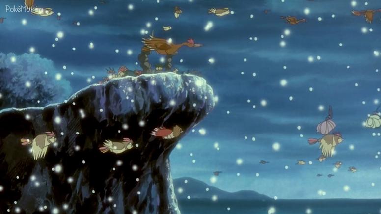 Pokémon reunidos Filme 02