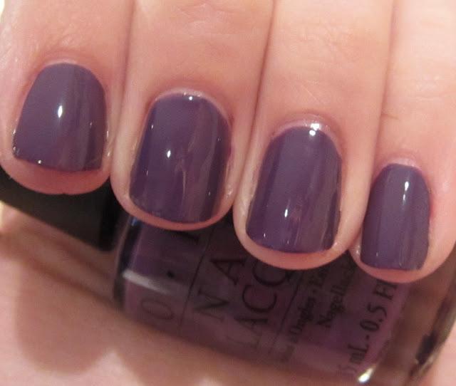Opi Purple Nail Polish Names | Nails Gallery