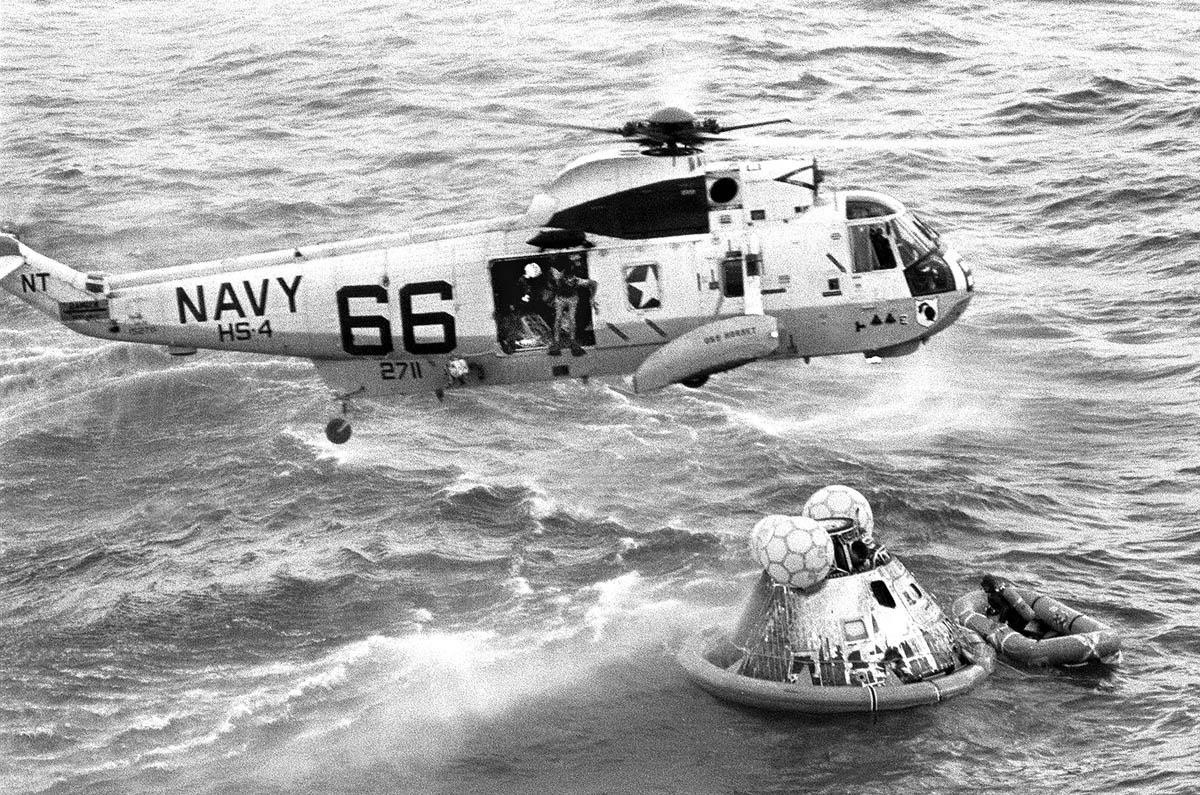 "Tailhook Topics: Sikorsky SH-3D BuNo 152711 ""Old 66"""