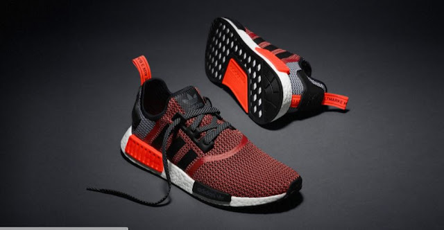 adidas Originals NMD Black Orange